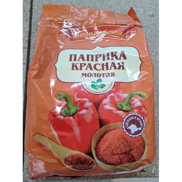 Паприка красная молотая 'Приправочка' 0,5 кг 1/18