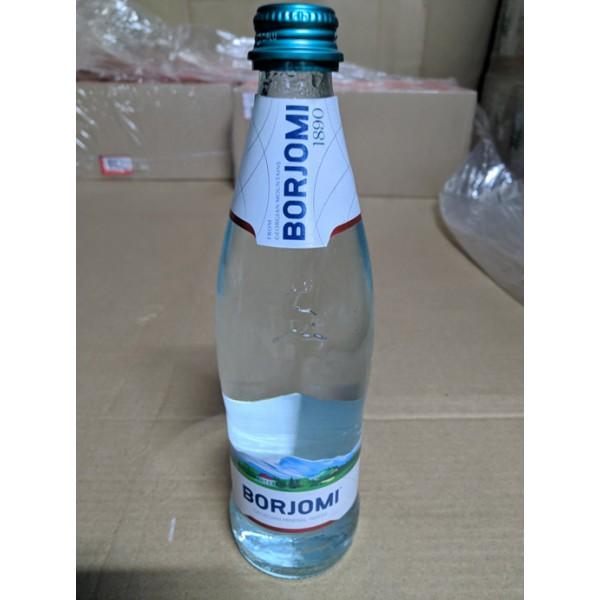 Минеральная вода Боржоми 0,5л. стекло/12