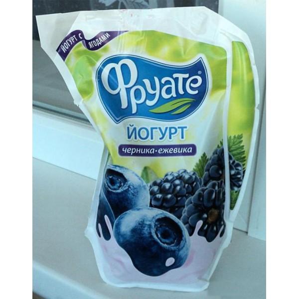 Йогурт Фруате 1,5% 950г LP ЧЕРНИКА-ЕЖЕВИКА (01.12..2020 - 23.12 2020)