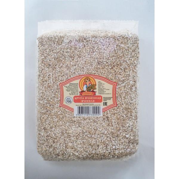 """Крупа пшеничная (темная )""""Золотое зернышко """"700гр 1/16"""