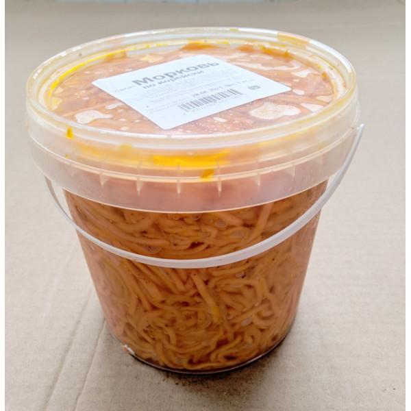Морковь по-корейски (1 кг)