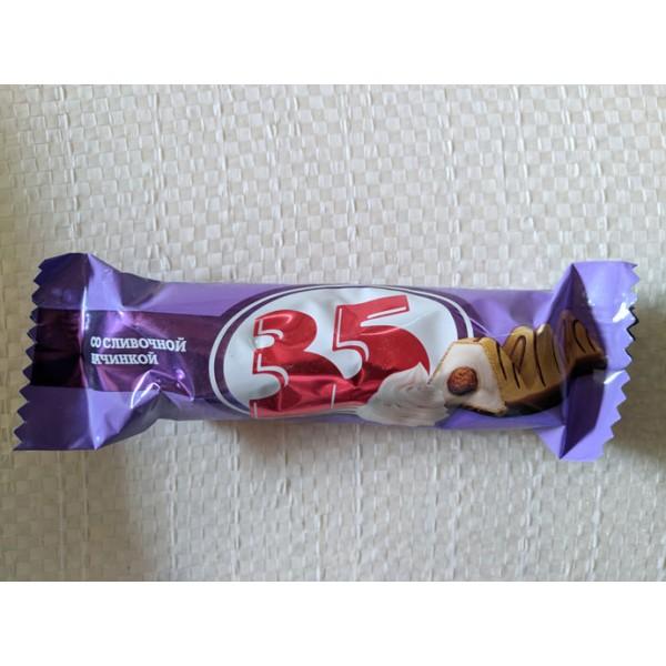 """Конфеты """"35"""" со сливочной начинкой  2,5 кгМАХЕЕВЪ"""