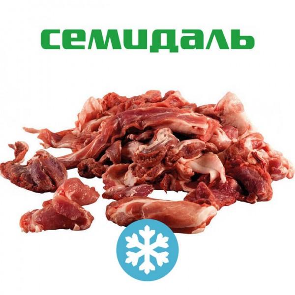 Обрезь мясная свиная замороженная
