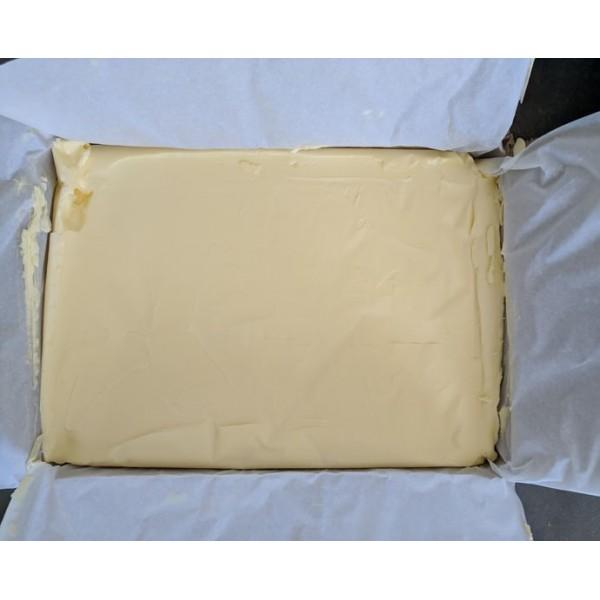 Масло сладкосливочное несоленое Крестьянское 72,5% монолит 5кг (Меркурий)