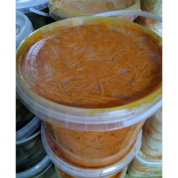 Салат из моркови по-корейски (4,5 кг)