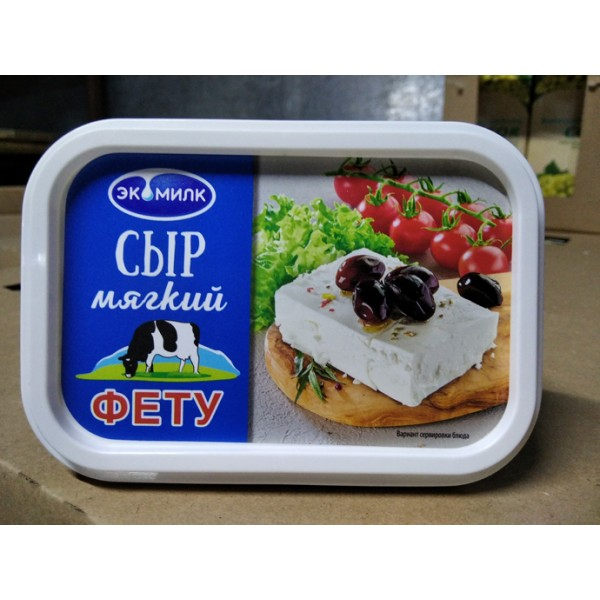 Сыр мягкий ФЕТУ мдж 45% 250 гр/ 9шт