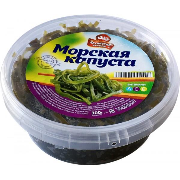"""Салат """"Морская капуста""""0,3кг фас,"""