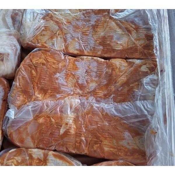 """Полуфабрикат из мяса цыпленка-бройлера натуральный в маринаде ФИЛЕ """"для жарки"""" замороженное весовое,"""