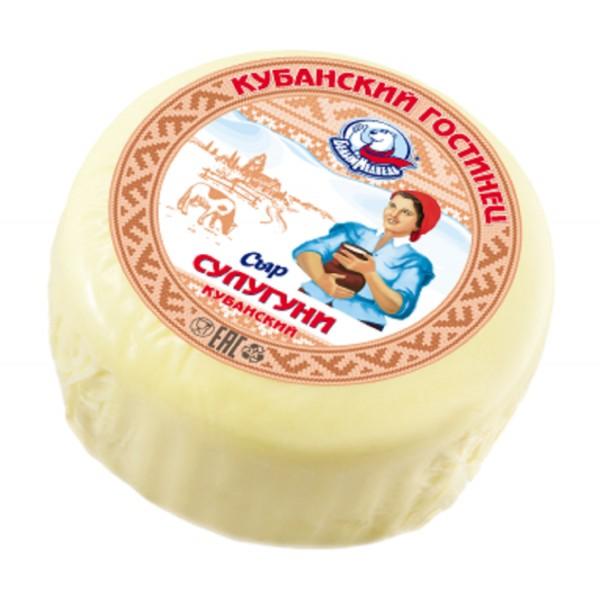 Сыр Сулугуни  Белый Медведь Лепешка (10.07.2021 - 08.09.2021)