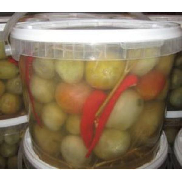 Помидоры квашенный бочковой (3,5 кг)