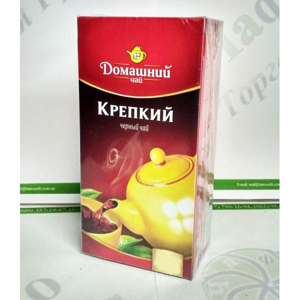 Чай Домашний Крепкий 500г М/У Крупный лист/8 ГОСТ