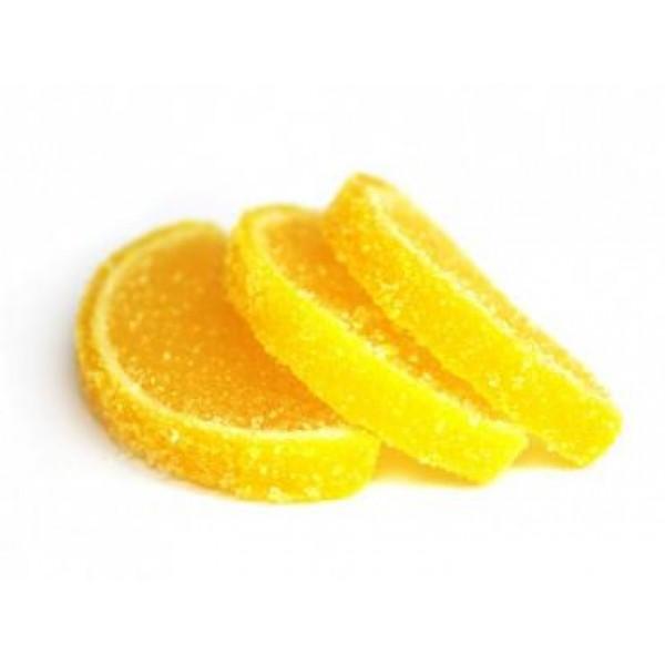 Мармелад Лимонные дольки Динсландия/фас(2,3кг) (Динсландия)