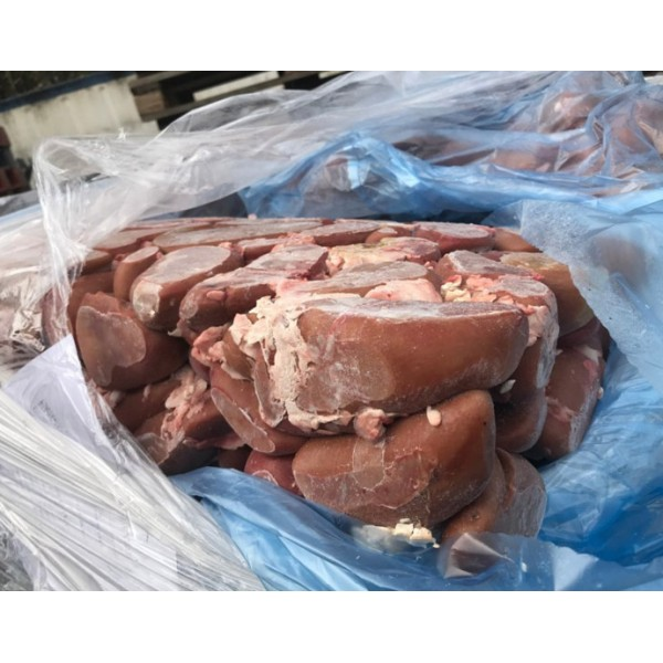 Печень свиная (Зам)