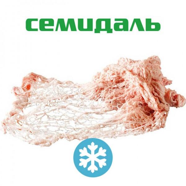 Жир сырец свиной замороженный (сетка)