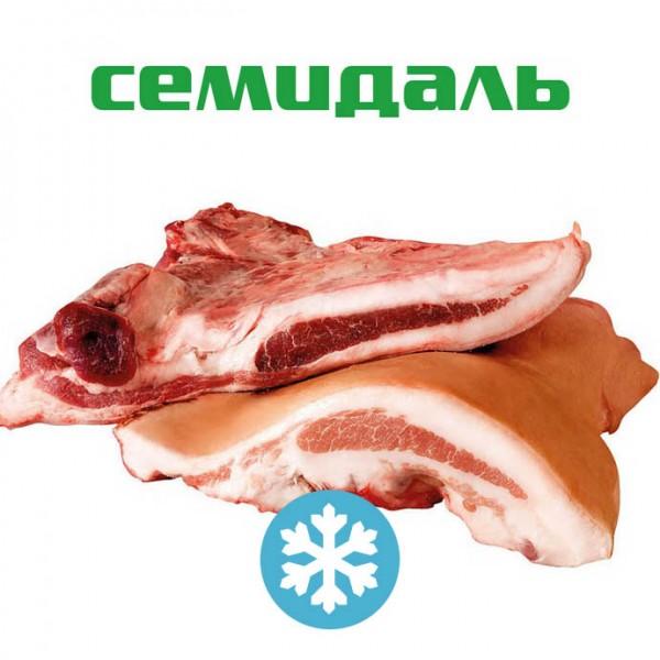 Щековина свиная замороженная