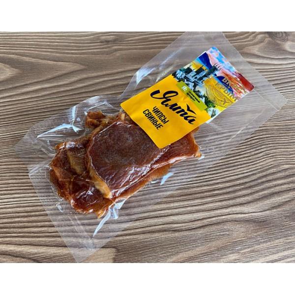 Чипсы свиные 100 гр. вак.