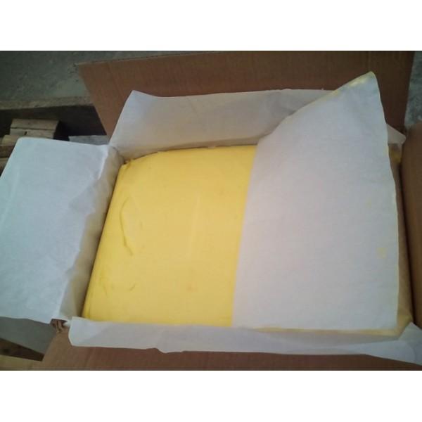 Масло Крестьянское сладко-сливочное несоленое ГОСТ 72,5% уп. 20кг ЕАЭС N RU Д-RU/ВЕ02.В.05662/19
