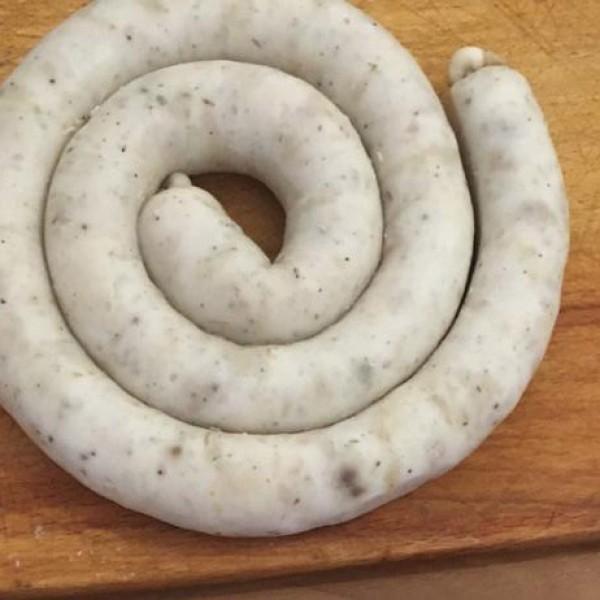 Колбаски Мюнхенские вареные (улитка)
