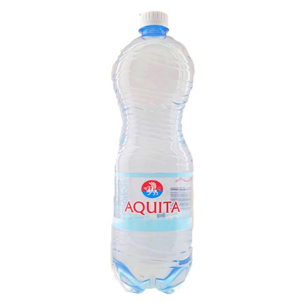 Вода Аквита 0,5 л. газированная