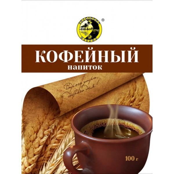 """Кофейный  напиток """"Солнечный остров"""" 100гр. 1/20"""