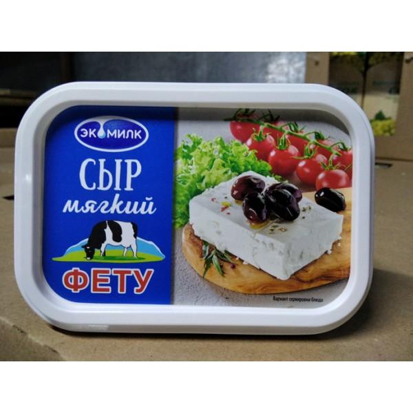 Сыр мягкий ФЕТУ мдж 45% 250 гр/9шт