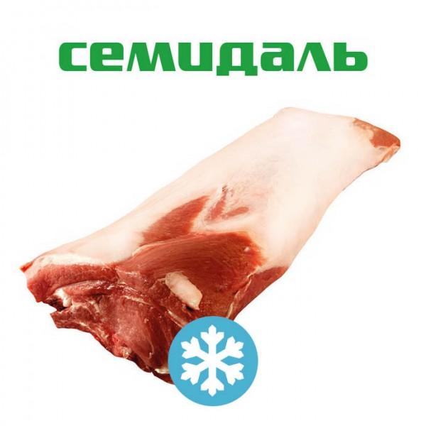 Пашина свиная без шкуры замороженная
