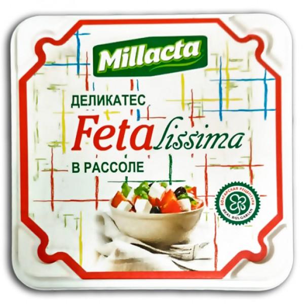 Сыр Деликатес Феталиссима в рассоле 400г
