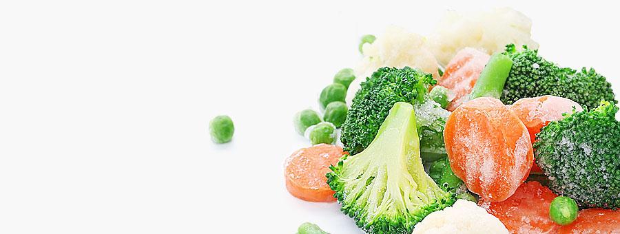 Заморож Овощи и фрукты