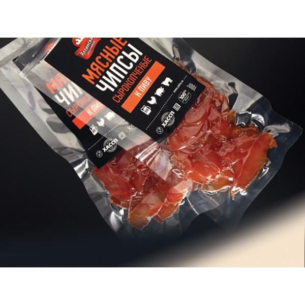 Чипсы из мяса кур со специями с/в