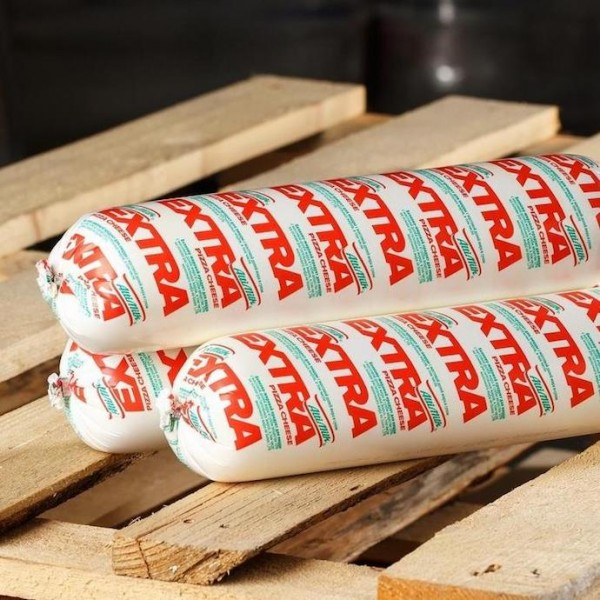 "БЖП для пиццы 45%, вес. батон №2 желтый (orang) ТМ ""Сеньор Пиццайола"" 01.08.21"