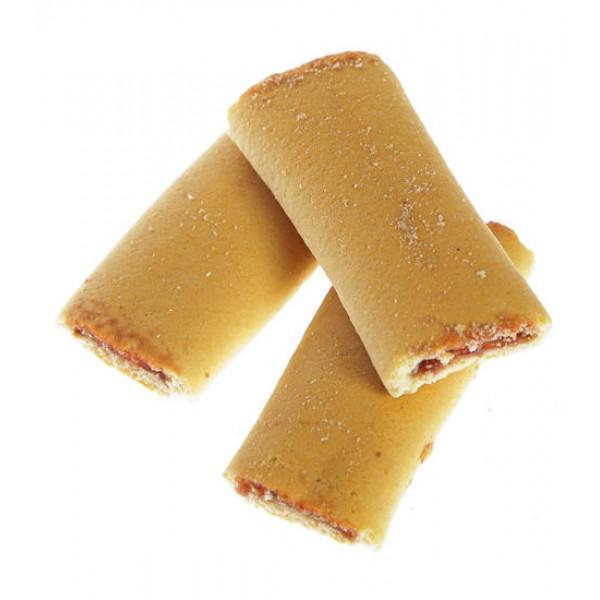 Печенье сдобное с нач. вкус малины 2кг ТМ Лаконд