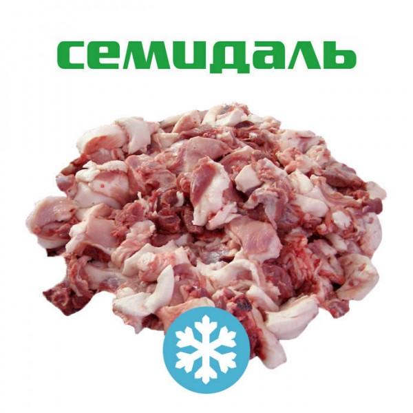 Мясо свиных голов замороженное