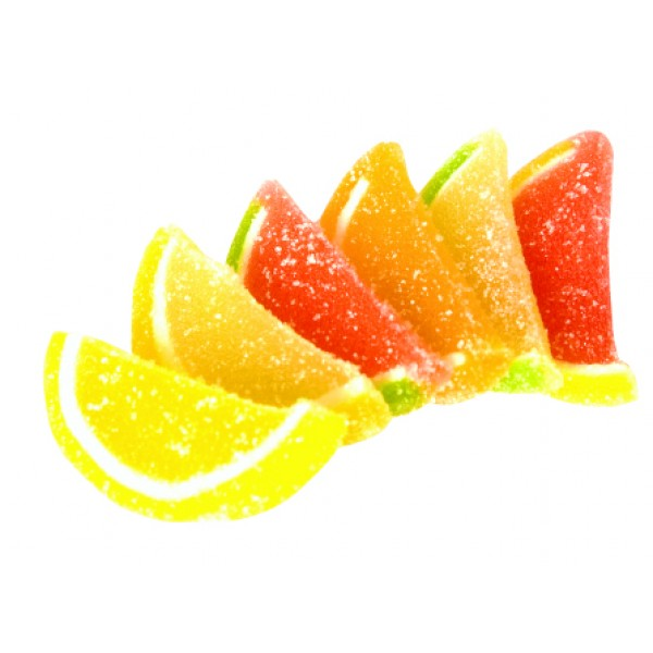 Мармелад Апельсиновые дольки Динсландия/фас(2,3кг) (Динсландия)