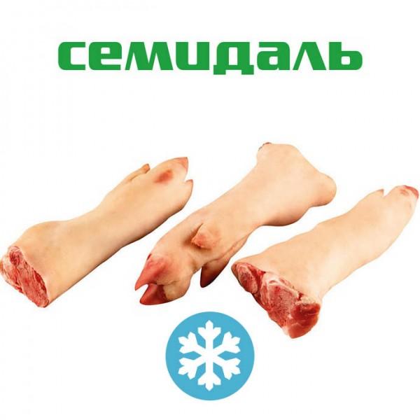 Ноги свиные задние замороженные
