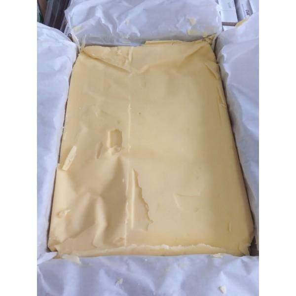 """Масло """"Лучший Продукт""""Традиционное сладко-сливочное несоленое 82,5% монолит 5кг ЕАЭС N RU Д-RU.РА01."""