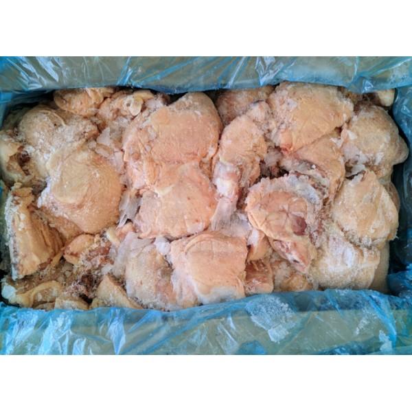 Полуфабрикат из мяса цыпленка-бройлера натуральный БЕДРО замороженное весовое, 12кг