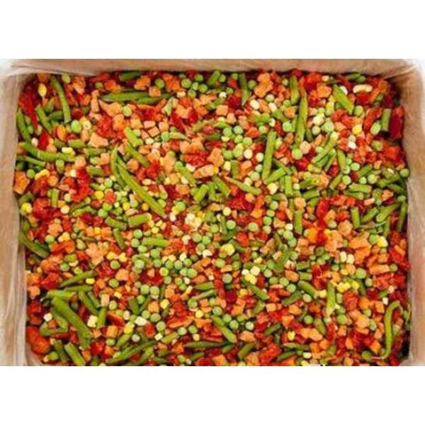 Овощи  Мексиканская заморож.10кг