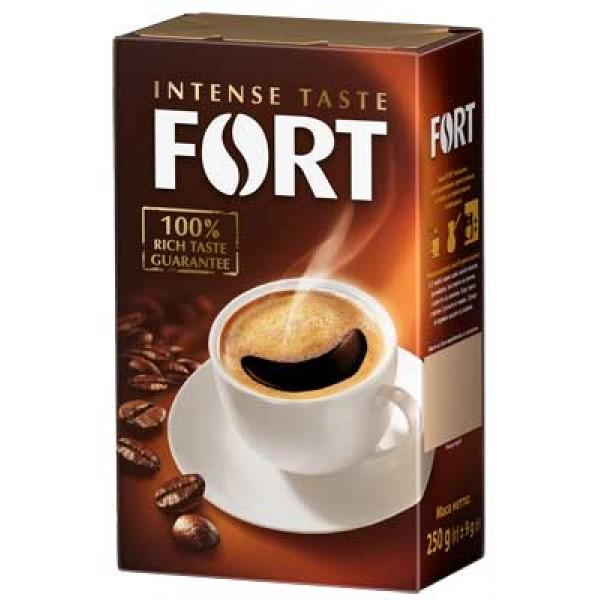 "Кофе  ""Fort "" молотый 250г/12"