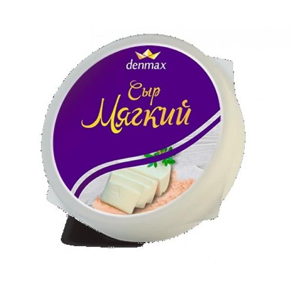 """Сыр мягкий """"Преданья Адыгеи"""" м.д.ж. 40% т/у 250 гр торговый знак """"demax"""""""
