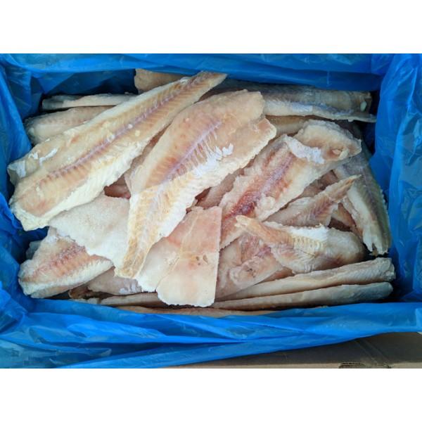 Минтай филе без кожи IQF кор.10 кг