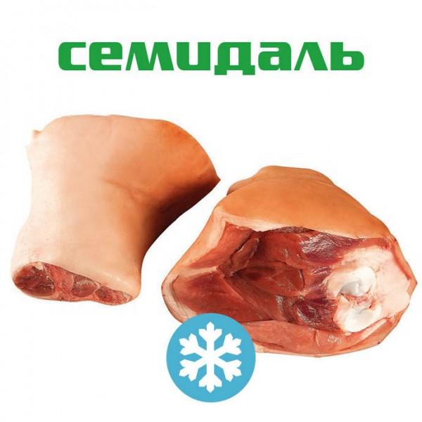 Задняя голяшка свиная на кости замороженная