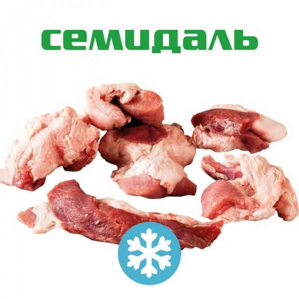 Обрезь свиная 70/30 замороженная