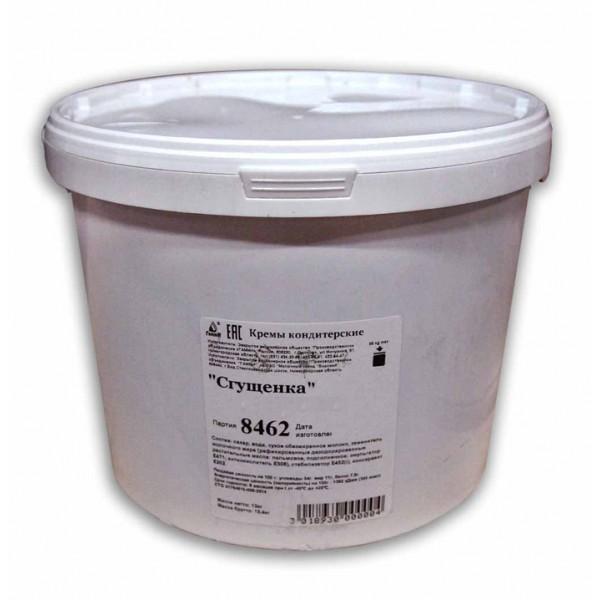 Молоко содержащий продукт сгущенный варенный 6 кг