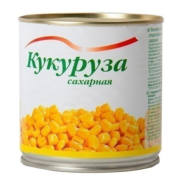 "Кукуруза  ""Промконсервы""  ж/б  400гр.1/15"