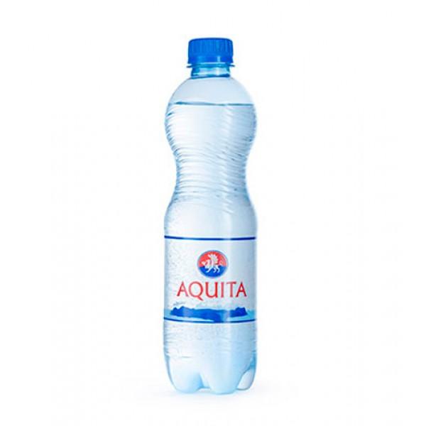 Вода  Аквита 0,5 л. негазированная